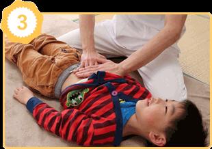 アレルギー体質改善の施術例3